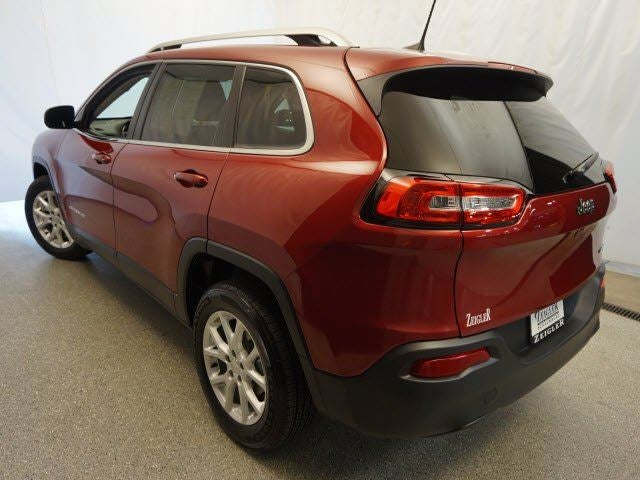 2017 jeep cherokee latitude ford dealer in grand rapids michigan new and used ford. Black Bedroom Furniture Sets. Home Design Ideas