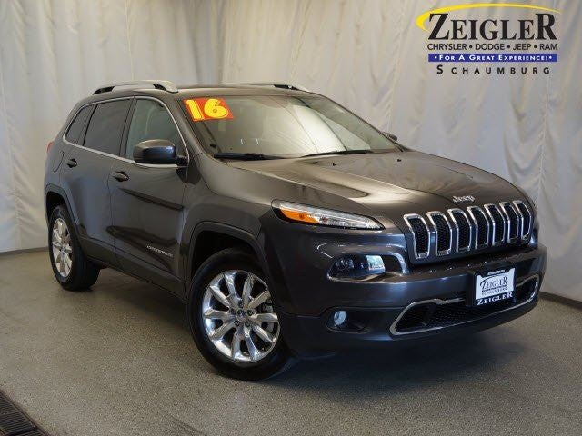 2016 jeep cherokee limited ford dealer in grand rapids michigan new and used ford dealership. Black Bedroom Furniture Sets. Home Design Ideas