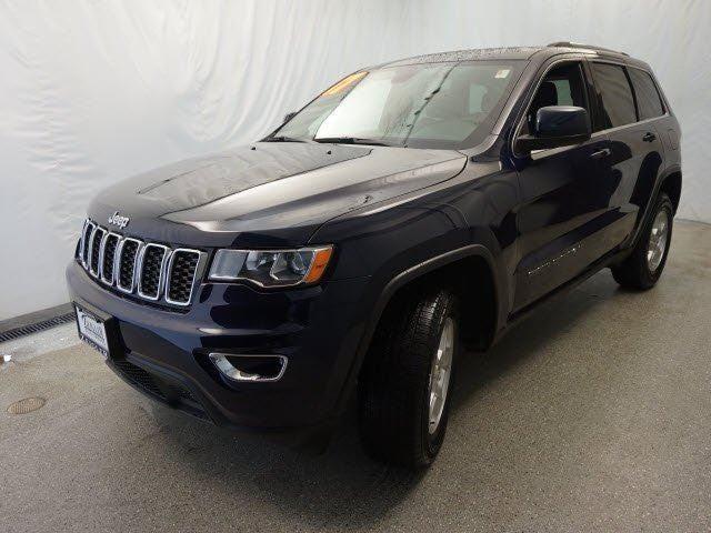 2017 Jeep Grand Cherokee Laredo Ford Dealer In Grand