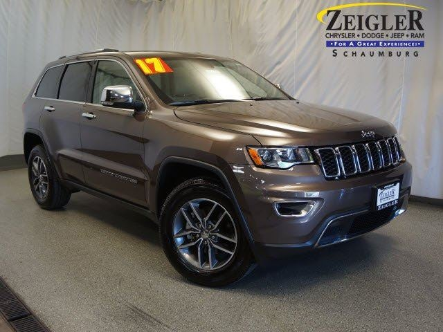2017 jeep grand cherokee limited ford dealer in grand rapids michigan new and used ford. Black Bedroom Furniture Sets. Home Design Ideas