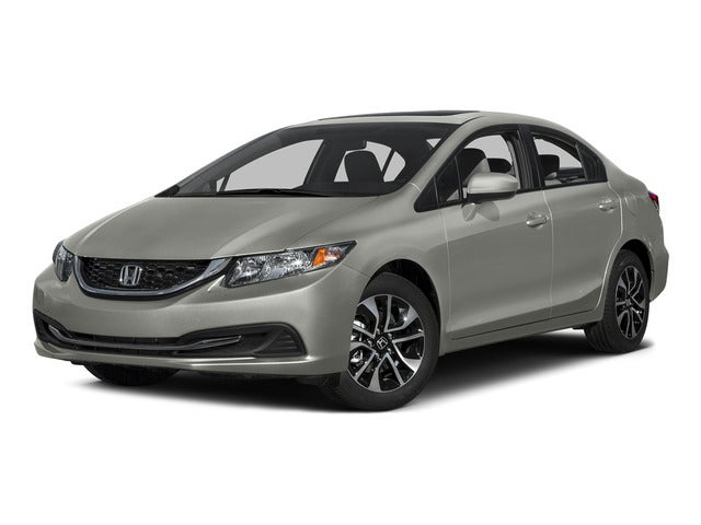 2015 Honda Civic Sedan EX In Grand Rapids, MI   Zeigler Ford Of Lowell