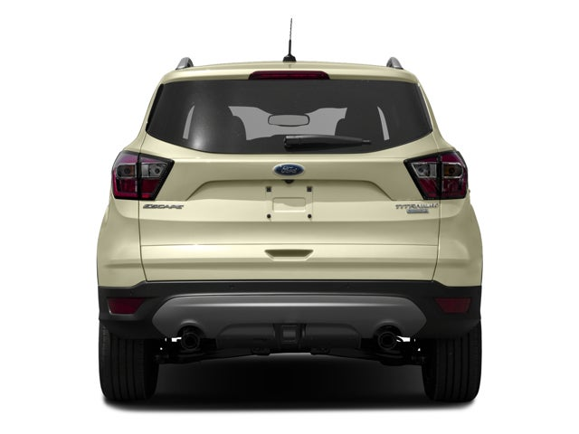2017 Ford Escape Titanium Ford dealer in Grand Rapids Michigan