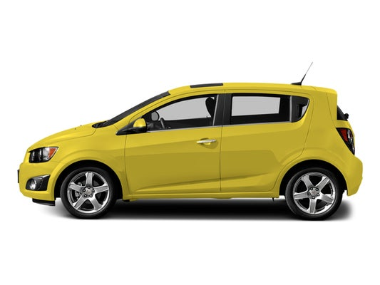 2015 Chevrolet Sonic LT - Ford dealer in Grand Rapids Michigan – New