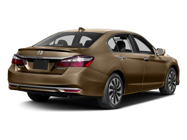 2017 Honda Accord Hybrid In Grand Rapids Mi Zeigler Ford Of Lowell