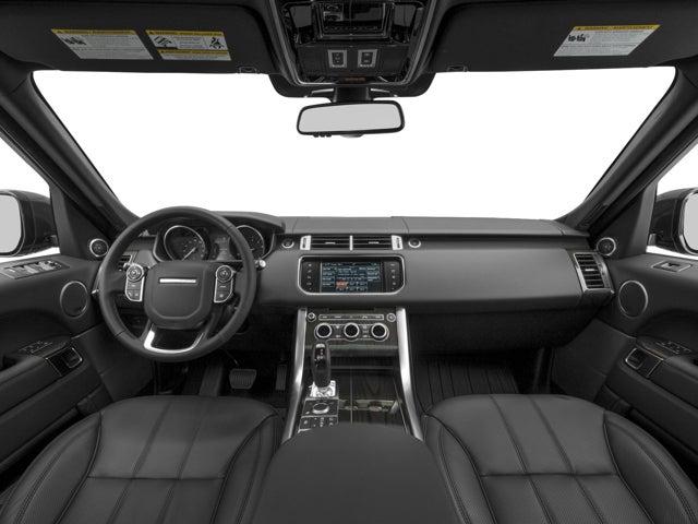2017 Land Rover Range Sport 3 0l V6 Supercharged Hse In Grand Rapids Mi