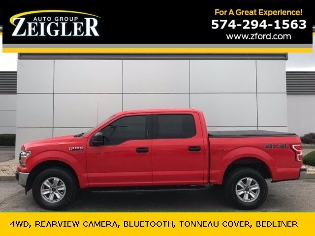 2018 ford f 150 xlt 4wd supercrew ford dealer in grand rapids michigan new and used ford. Black Bedroom Furniture Sets. Home Design Ideas